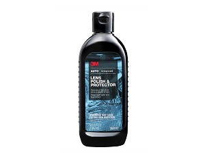3M Automotive 39010 - 3M Lens Polish and Protector, 8 oz.