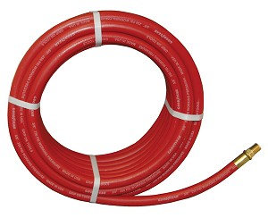 "ATD Tools 8152 - 3/8"" x 100 ft GoodYear® Two-Braid Rubber Air Hose"