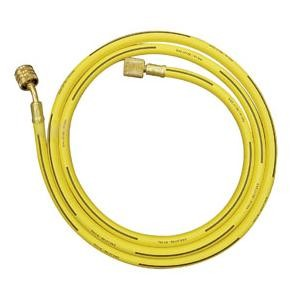 "Mastercool 84722 - 72"" Yellow Nylon Barrier Hose R134a"