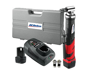 ACDelco ARG1214 - 12V Angle Die Grinder with Lithium-ion Battery