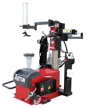 Aston ATC-T5 - Fully-Automatic Leverless Center Post Tire changer