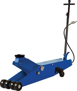 ATD Tools 7392A - 20-Ton Air Hydraulic Long Chassis Service Jack