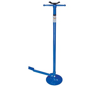 ATD Tools 7442A - 3/4-Ton Heavy-Duty Auxiliary Stand with Foot Pedal