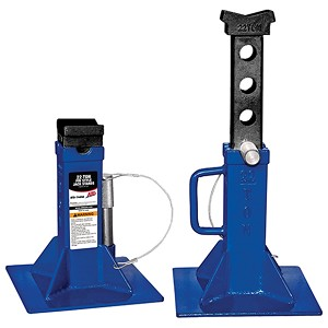 ATD Tools 7449A - 22-Ton Pin Style Jack Stands