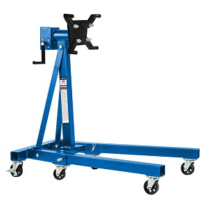 ATD Tools 7479 - 1250 lbs. Engine Stand with 360 Rotatable Head