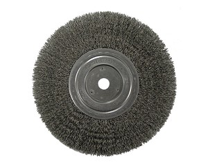 "ATD Tools 8361 - 8"" Crimped Wire Wheel"