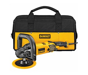"DeWalt DWP849X - 7""-9"" High Performance Variable Speed Polisher with Soft Start"