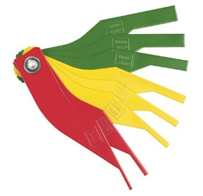 GearWrench 3962 - Brake Lining Thickness Gauge