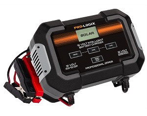 Solar PL2545 - 12V Intelligent Battery Charger with Start Assistance