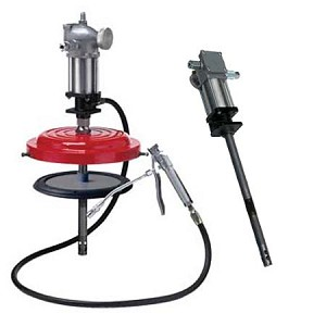 ATD Tools 5289 - Air Operated High-Pressure Grease Pump for 25-50 lbs. Drums